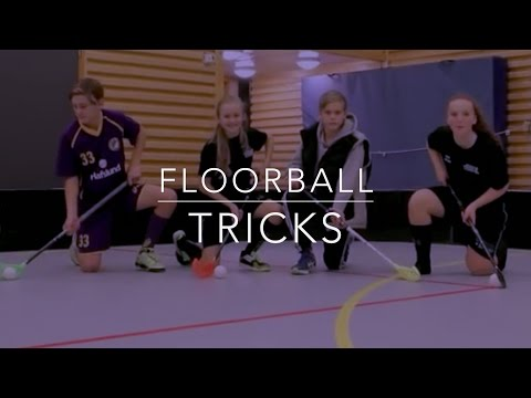 Floorball Tricks