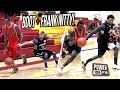 BDOT & Frank Nitty TEAM UP & SNATCH ANKLES vs Power 106 ALL-STARS! NUTMEGS FOR DAYS!