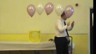 getlinkyoutube.com-How to Make a Balloon Arch Decoration