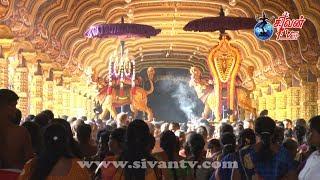 நல்லூர் ஸ்ரீ கந்தசுவாமி கோவில் 8ம் திருவிழா மாலை 13.08.2019