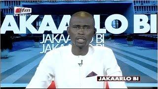 PARTIE 01- REPLAY - Jakaarlo Bi - Invité : BAMBA KASSÉ - 21 Septembre 2018