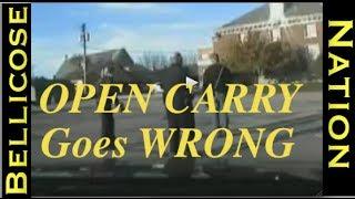 getlinkyoutube.com-Open-carry can go wrong