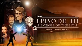 getlinkyoutube.com-How Star Wars Revenge Of The Sith Should Have Ended