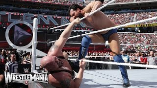 getlinkyoutube.com-Andre the Giant Memorial Battle Royal: WrestleMania 31 Kickoff