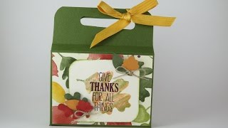getlinkyoutube.com-Falling Leaves Treat Box