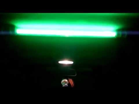 Дополнительное освещение салона Шевроле Авео