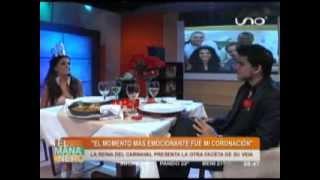 getlinkyoutube.com-Marco sorprende a Anabel en una emotiva entrevista