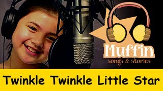 getlinkyoutube.com-Twinkle Twinkle Little Star | Family Sing Along - Muffin Songs