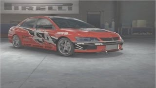 getlinkyoutube.com-Midnight Club Los Angeles - The Fast And The Furious: Tokyo Drift Cars [HD]