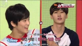 getlinkyoutube.com-[JHH][Engsub] Mickey House Club Ep10 with Super Junior Eunhyuk