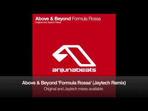 Above & Beyond - Formula Rossa (Jaytech Remix)