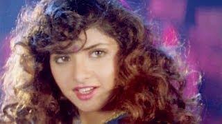 Assa Dil Tere Kadman Wich Rakhya, Asha Bhosle, Divya Bharti, Balwaan Romantic Song width=