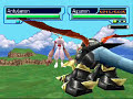 Digimon World 3 DNA AncientGreymon