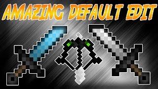 getlinkyoutube.com-★ AMAZING Minecraft PvP Default Edit (1.8) ★