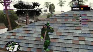 GTA San Andreas Multiplayer |PC Gameplay|Going Old School?