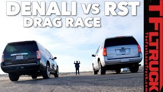 Which-62L-GM-Truck-Is-Faster-Chevy-Tahoe-RST-vs-GMC-Yukon-Drag-Race width=