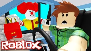 getlinkyoutube.com-Roblox Adventures / Escape McDonald's Obby NEW / THIS NEEDS TO STOP!!