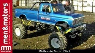 getlinkyoutube.com-Mini Monster Truck - Lil' Foot