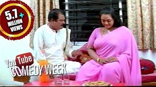 getlinkyoutube.com-Aadivaram Adavallaku Selavu Movie || Dharmavarapu Subramanyam & Shakeela Hilarious Comedy