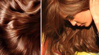 getlinkyoutube.com-وصفة طبيعية لصبغ الشعر باللون البني الشكولاتة  | صباغة الشيب طبيعيا باللون البني