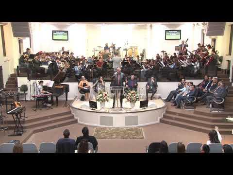 Orquestra Sinfônica Celebração - Decido crer - 16 09 2018
