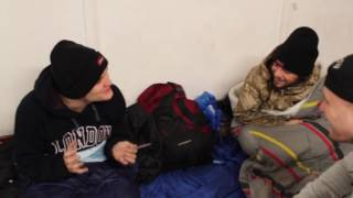 The Magician that uses magic to help the homeless