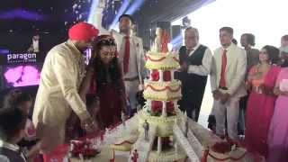 getlinkyoutube.com-UK London Punjabi  Wedding Showcase