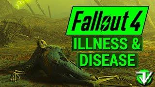 getlinkyoutube.com-FALLOUT 4: New ILLNESS & DISEASE in Survival Mode Beta! (Avoiding the Commonwealth Clap)