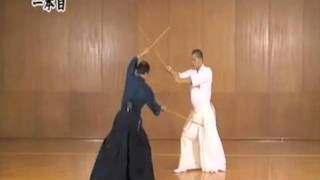 getlinkyoutube.com-Learning Musashi Miyamoto's Enmei-Ryu (once thought have died out)