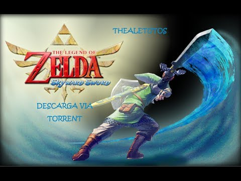descargar the legend of zelda skyward sword