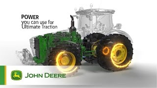 Total Tractor Efficiency from John Deere