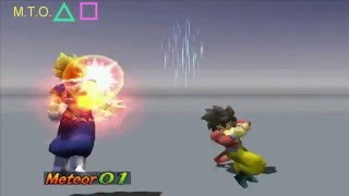 Técnicas y movimientos Dragon Ball GT Final Bout parte 2