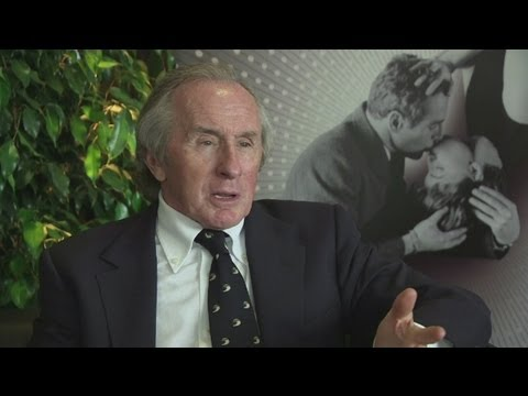 Sir Jackie Stewart discusses 'glamorous' Monaco [AMBIENT]