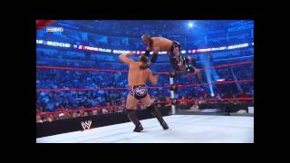 Chris Jericho Vs Rey Mysterio   WWE   Extreme Rules 09   7/6/09