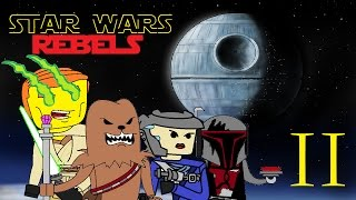 getlinkyoutube.com-Lego Star Wars Rebels S3 E2: Blockade Runners