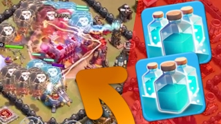 getlinkyoutube.com-Clash Of Clans   DOUBLE CLONE 3 STAR ATTACK STRATEGY = INSANE!!!