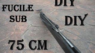 getlinkyoutube.com-How to make a very simple trigger mechanism speargun 75 cm - DIY speargun