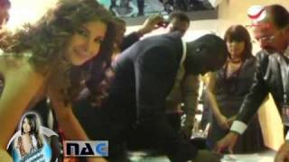 getlinkyoutube.com-Nancy Ajram- Nancy Returns From Monaco- Interview (Rotana)