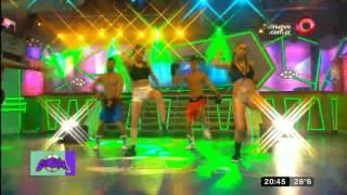 getlinkyoutube.com-Competencia de baile