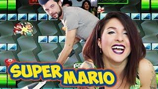 getlinkyoutube.com-GAMEPLAY SUPER MARIO - CHI PERDE PAGA