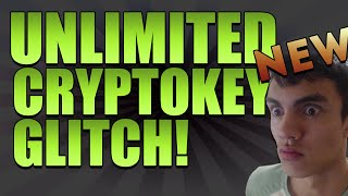 "getlinkyoutube.com-NEW! ""UNLIMITED CRYPTOKEY GLITCH!"" Black Ops 3 Fast Unlimited Cryptokey Method (BO3 Glitch)"