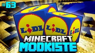 getlinkyoutube.com-LIDL LUCKY BLOCKS?! - Minecraft Modkiste #63 [Deutsch/HD]