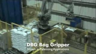 Click to view DESTACO DBG Bag Gripper - Palletizing Application