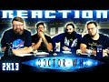 Doctor Who 2x13 REACTION!! Doomsday
