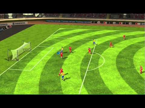 FIFA 14 iPhone/iPad - wats an pusy vs. Arsenal