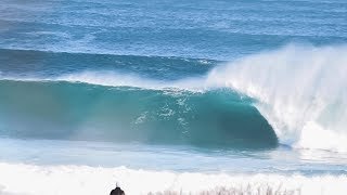 getlinkyoutube.com-THE SWELL OF THE DECADE - Surfing North Point / Western Australia