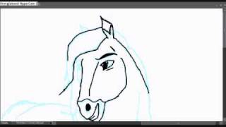 getlinkyoutube.com-Spirit - Speed paint