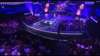 "getlinkyoutube.com-Shiane Hawke Performs ""Hometown Glory"" By Adele - Live Show 6 - The X Factor Australia.mp4"