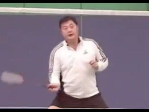 Badminton-Doubles Footwork Training (6)