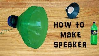 getlinkyoutube.com-How To Make Speaker with plastic bottle Simple & Easy DIY
